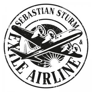 """Sticker """"Logo"""""""