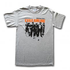 """T-Shirt """"Band"""" (grey)"""