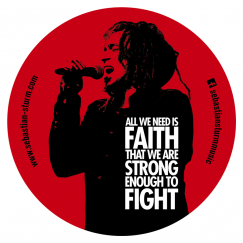 "Sticker ""Faith"""
