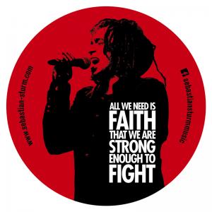 """Sticker """"Faith"""""""